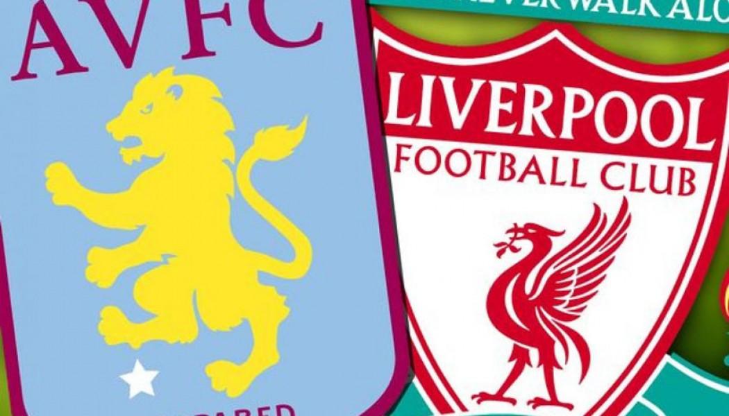 Aston Villa v Liverpool FA Cup Semi Final