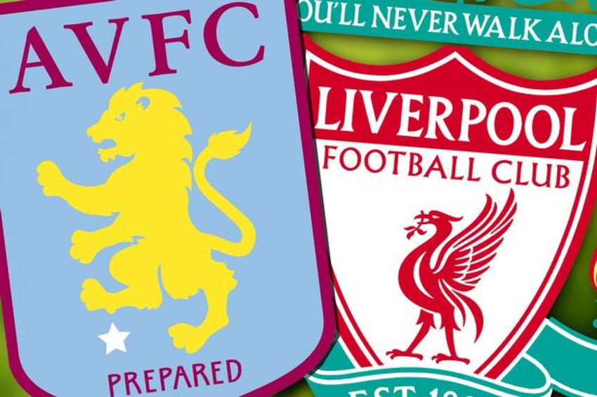 Aston Villa v Liverpool FA Cup Semi Final