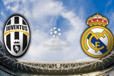 Juventus v Real Madrid