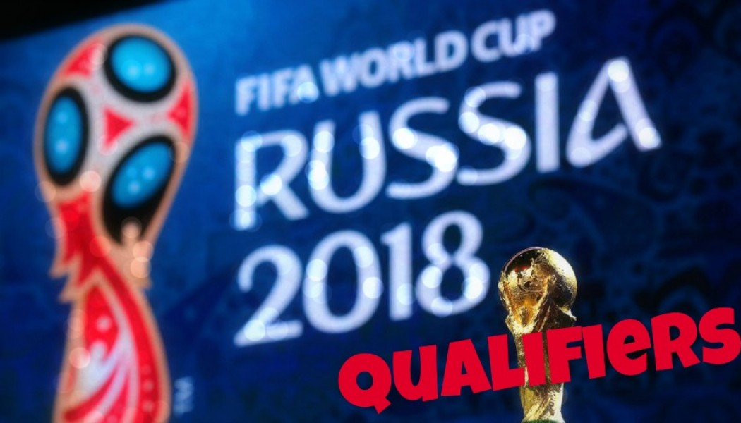 World Cup Qualifiers 2018