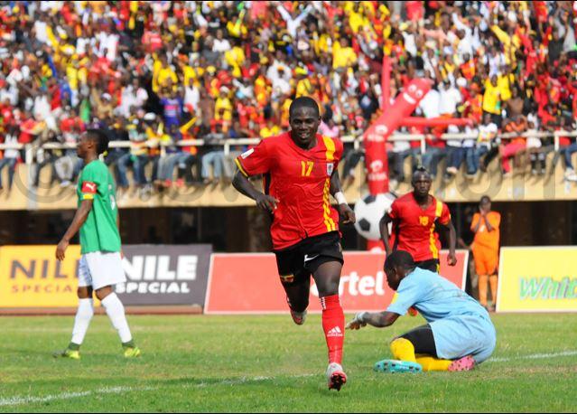 Uganda Crane player