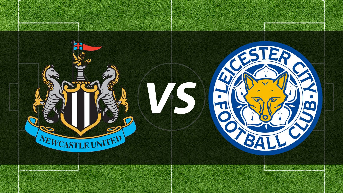 new-castle-VS-leicester