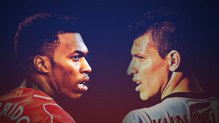 Sturridge VS Aguero