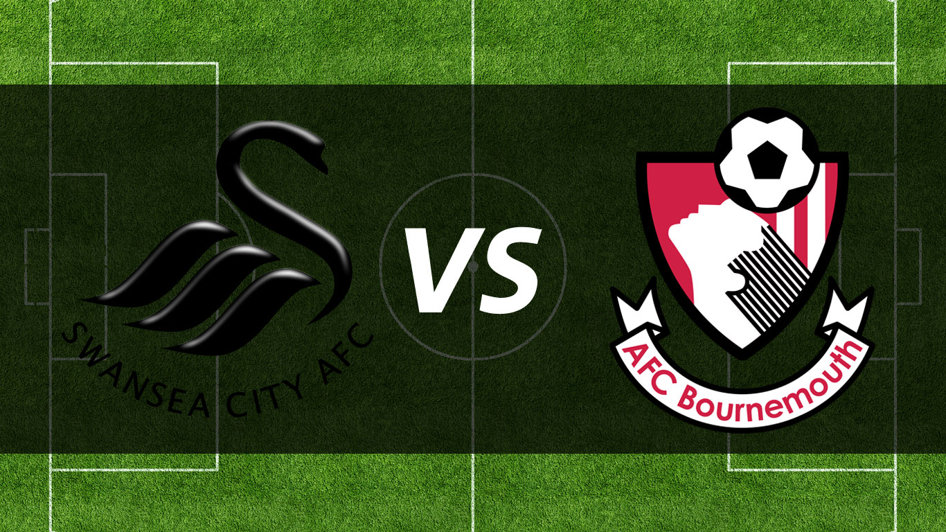 swansea-VS-bournemouth