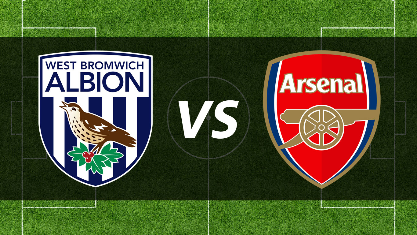 Arsenal Vs Westbrom