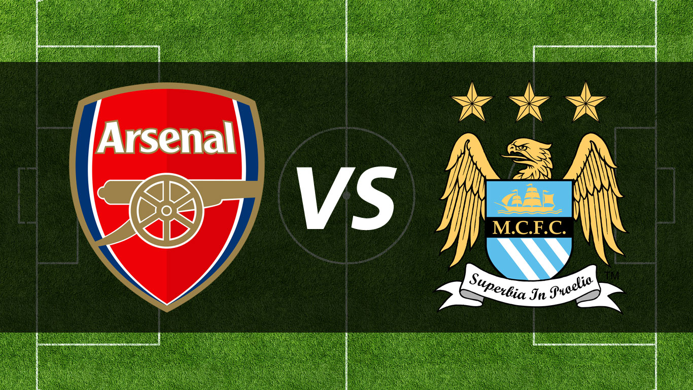 Arsenal-VS-Man-City