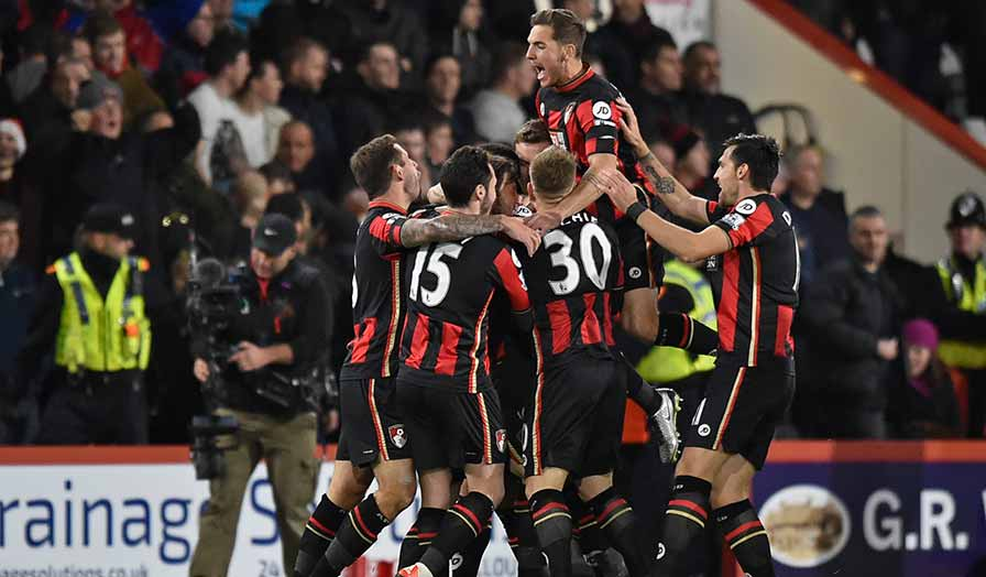 Bournemouth beat manu