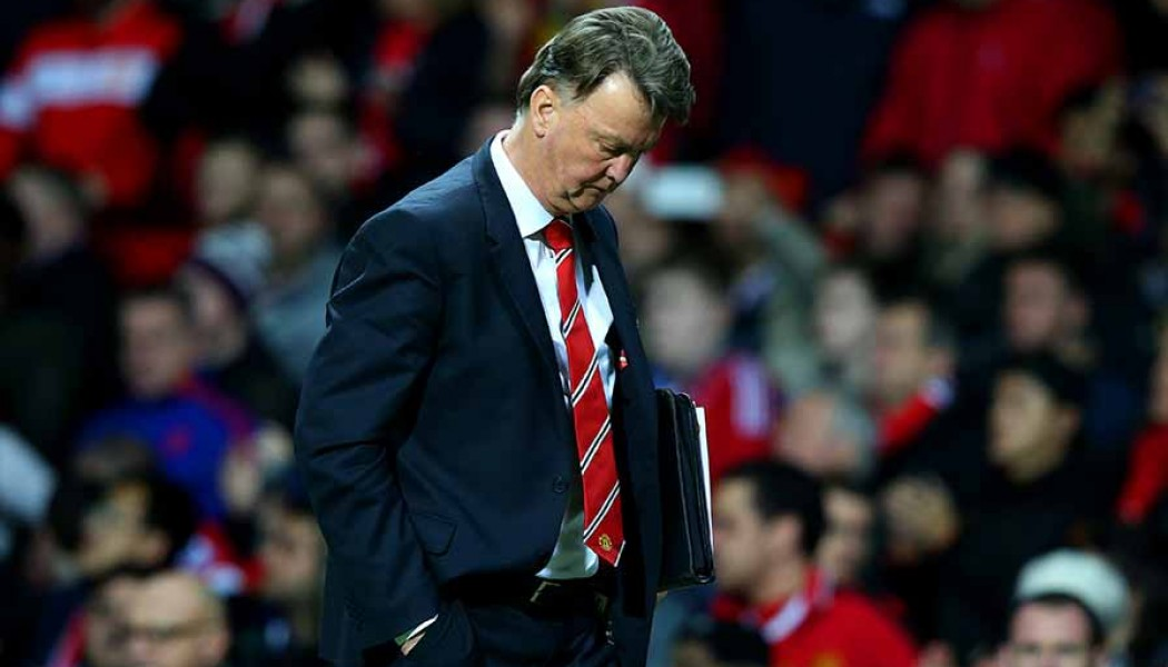 """""""There is no reason to resign"""" – Van Gaal"""