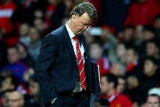 """There is no reason to resign"" – Van Gaal"