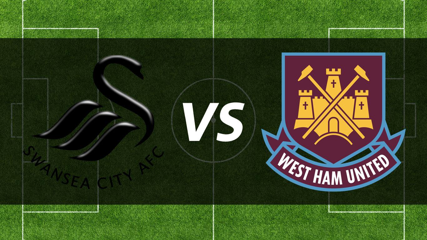 Swansea-VS-Westham