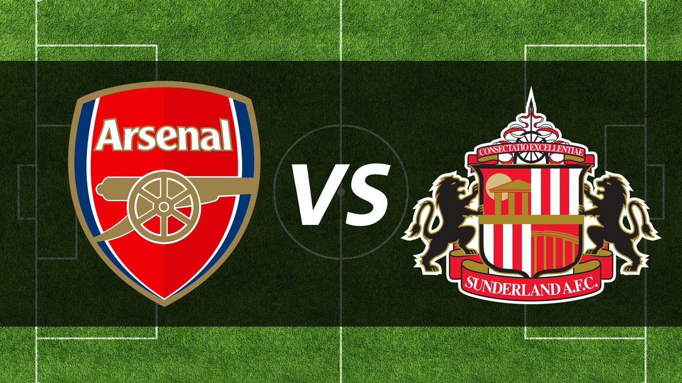 arsenal-VS-Sunderland