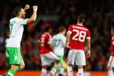 Man United crush out as Ronaldo makes Champions league history