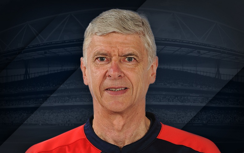 Arsene Wenger image source: Arsenal.com