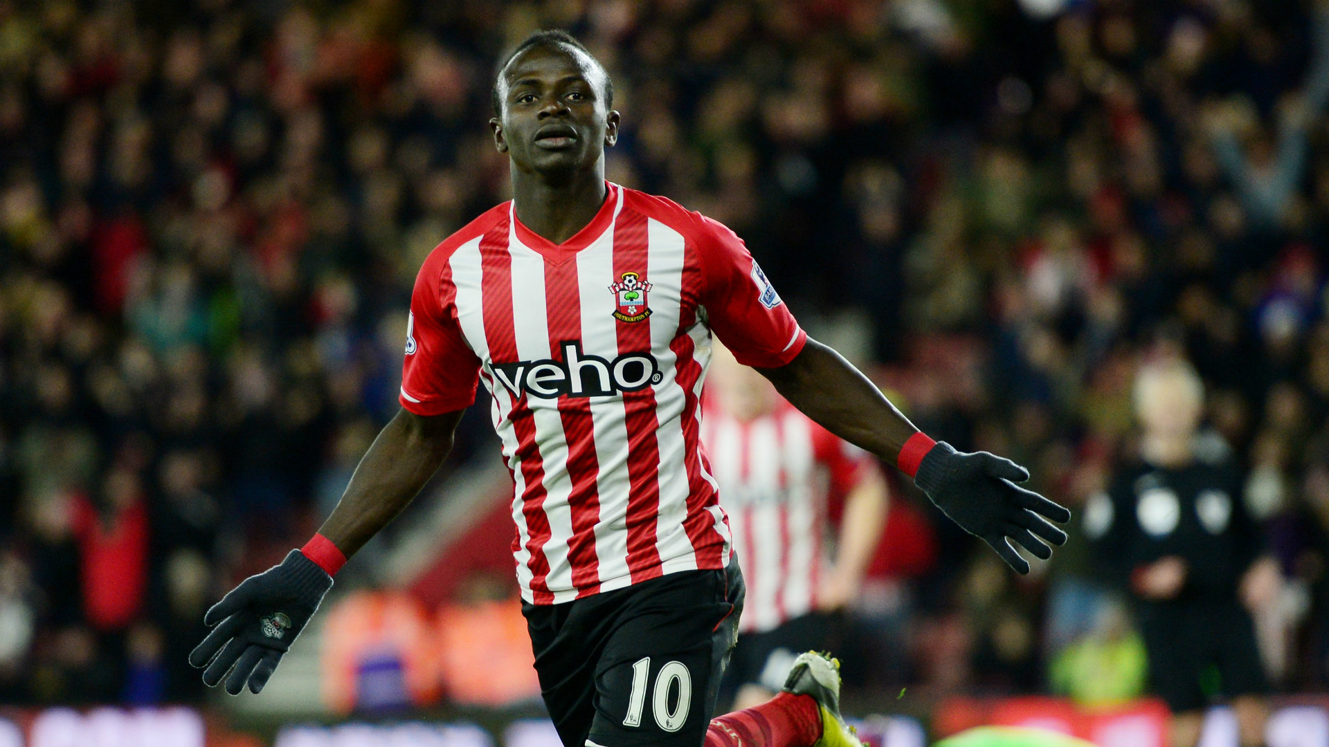 Sadio Mane - Image Source - thefootballfaithful.com