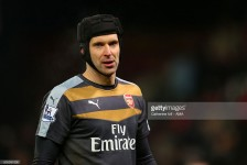 Petr Cech out for next 3 weeks