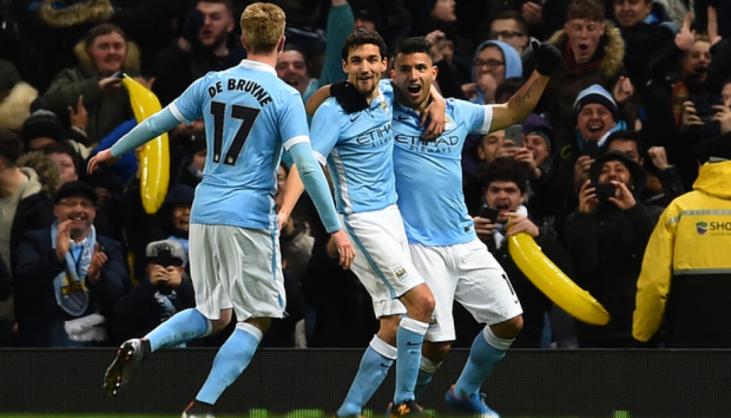 Capital One Cup: Man City through to finals