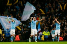 Man City v Everton Post match Wrap : Controversy As City Advance To Wembley