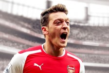 Ozil confirmed fit for Sunday's clash