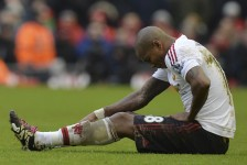 INJURY NEWS: Blow for United as Young ruled out for two months