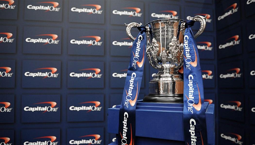 Capital One Cup semi-final:  Stoke City vs Liverpool