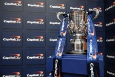 Capital One Cup semi-final:  Stoke City vs Liverpool