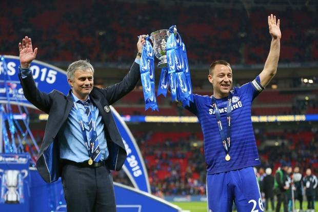Past winners, Chelsea FC
