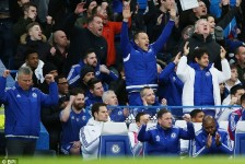 FA Cup – Chelsea VS Man City