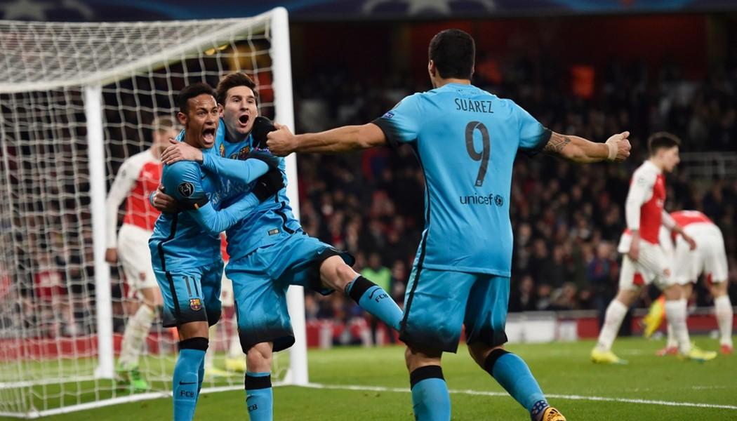 Arsenal clawed