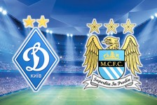 Champions League Preview: ManCity VS Dynamo Kiev