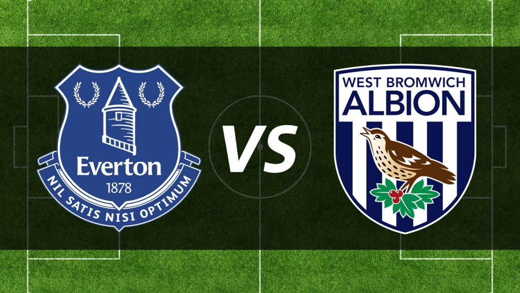 Everton-VS-Westbrom