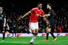 Martial injury gives Rashford a chance to shine