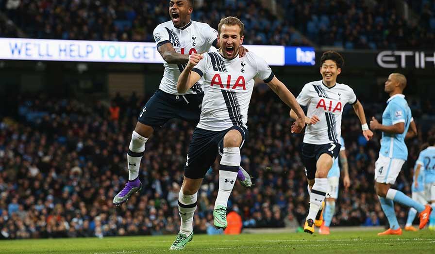 Spurs beat mancity