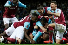 Hammers hammer Liverpool