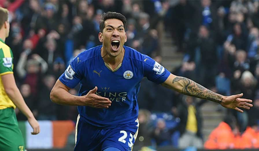leicester beat norwich