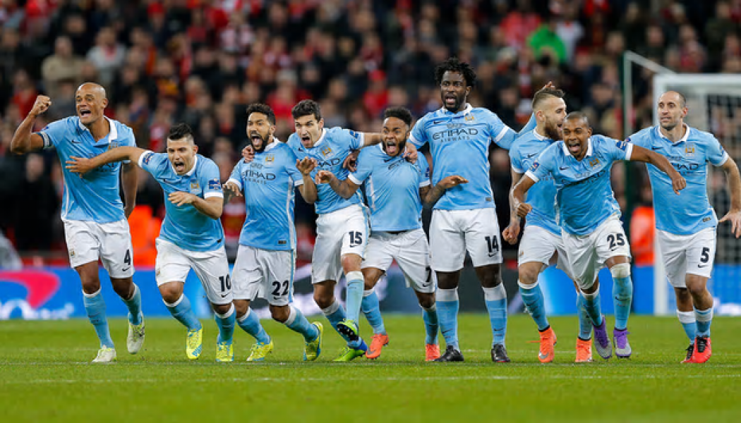 City Triumph in Capital One Cup