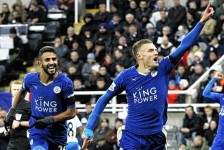 Vardy is FWA Footballer of the Year