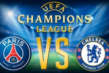 Champions League Chelsea VS PSG