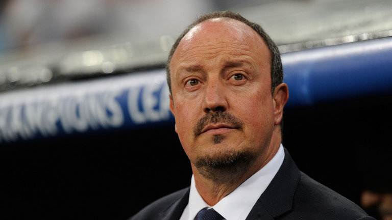 Benitez takes over at Newcastle - Image Source: Sky Sports