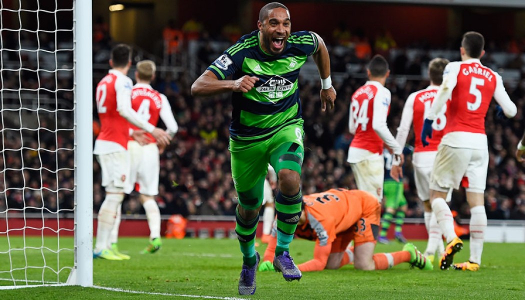 Arsenal take another blow in title race