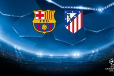 Champions League Barcelona VS Madrid