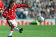 David Beckham man united