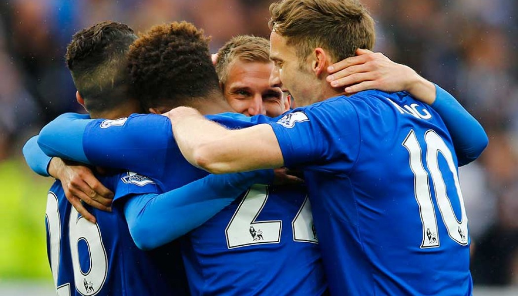 Leicester vs swansea 1