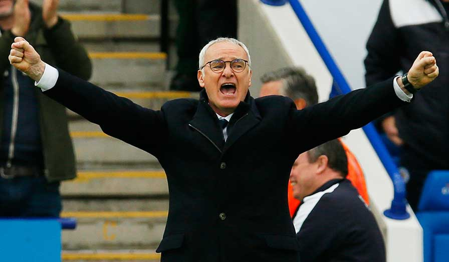 Claudio Ranieri - Image Source: Premier League