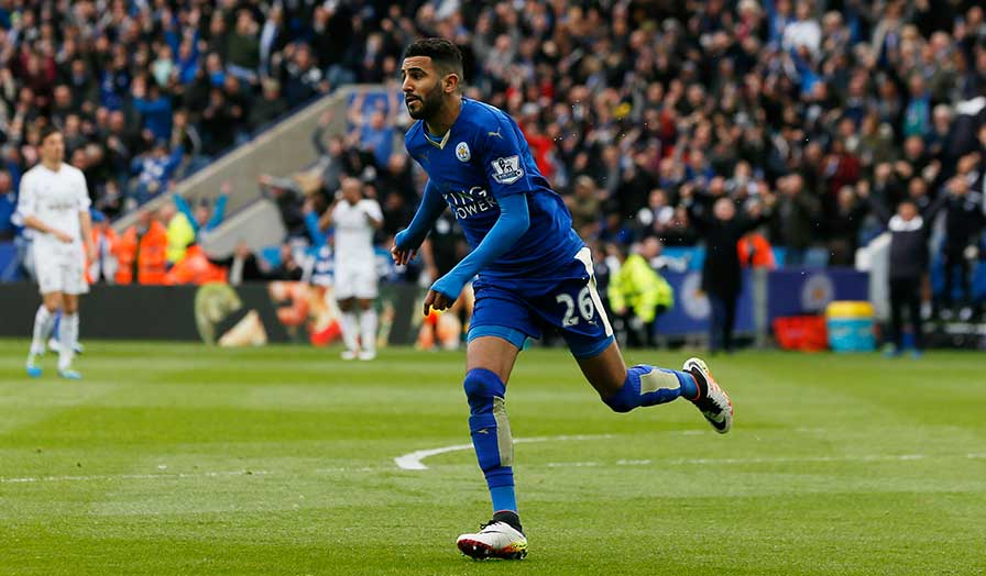 Leicester vs swansea 3