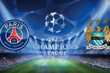 Champions League: PSG VS Manchester City