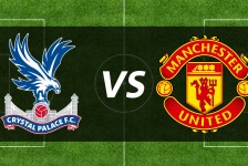 FA CUP FINAL: Man United VS Crystal Palace