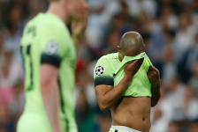 Champions League: Man City out, all Madrid final