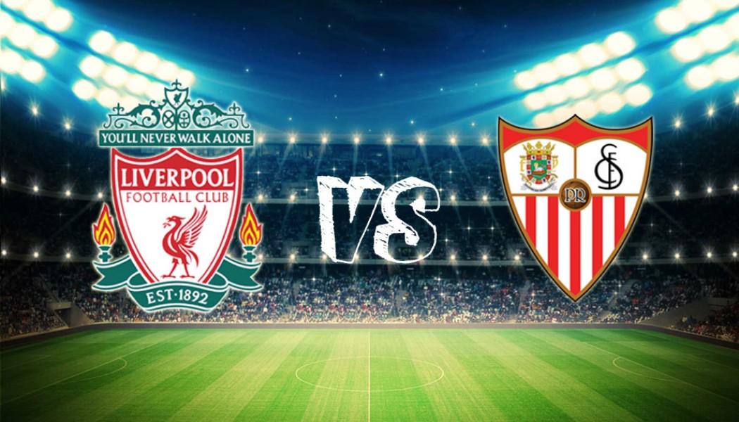 Europa League Final – Liverpool VS Sevilla