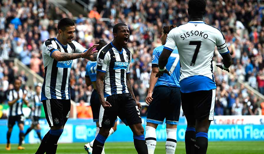 NewCastle Win