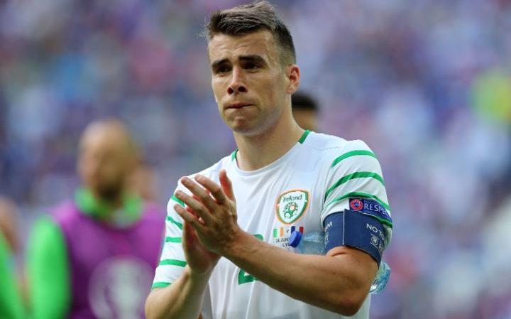 Coleman Ireland exit Euros 2016